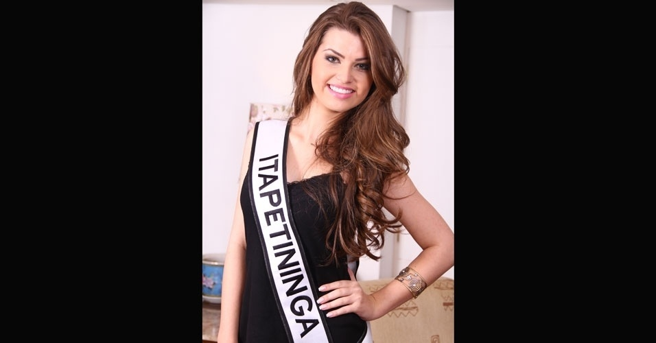 Miss Itapetininga, Suelen Lara, 18
