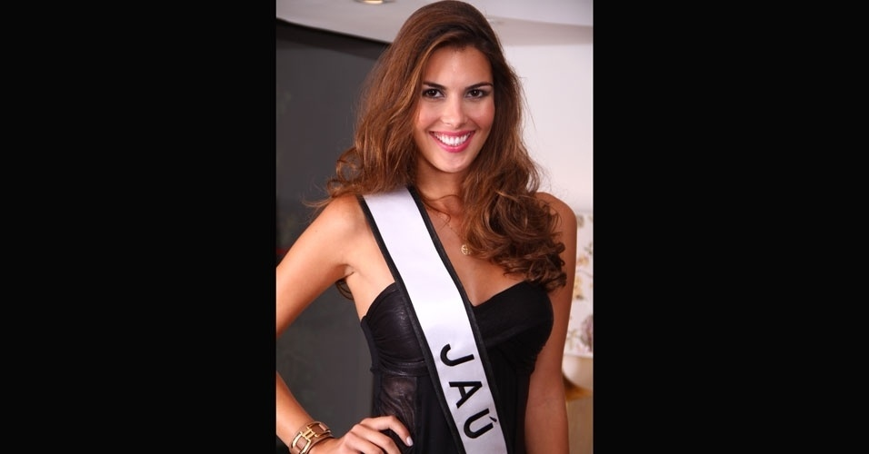 Miss Ja&#250;, Francine Pantale&#227;o, 23