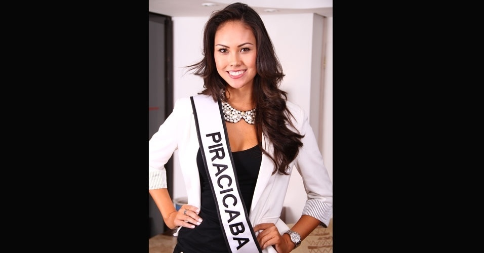 Miss Piracicaba, Larissa Mizuhira, 22