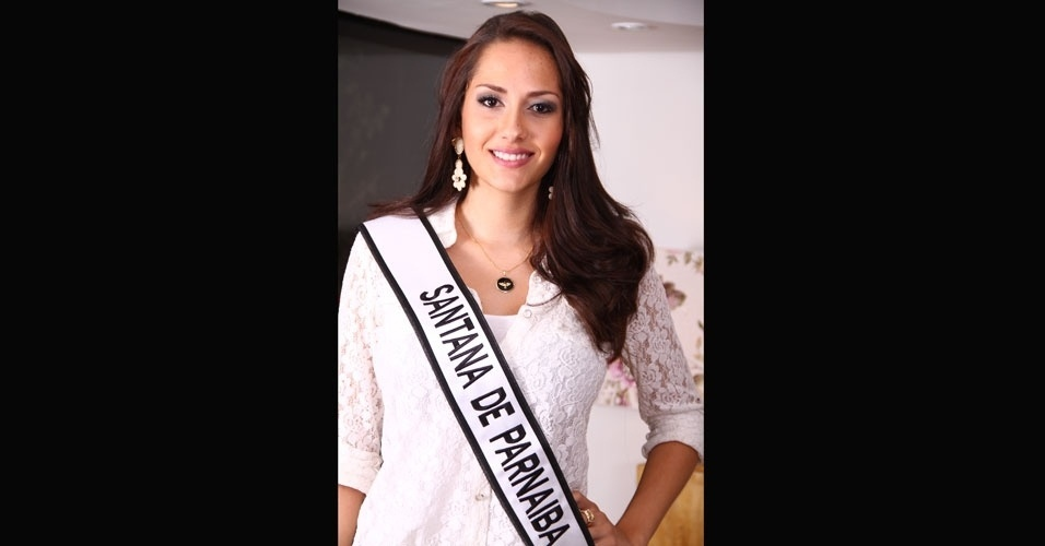 Miss Santana de Parna&#237;ba, Mayara Lima, 21