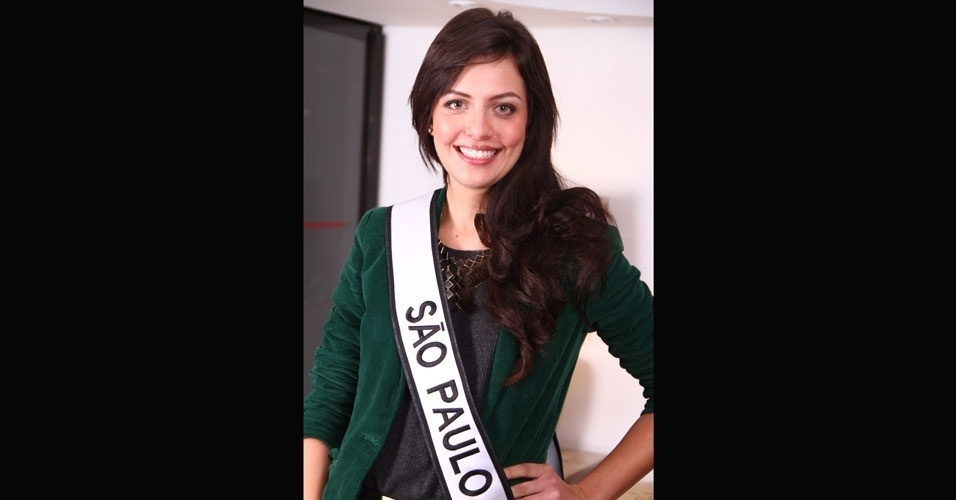 Miss S&#227;o Paulo, Maira Helena Neves, 22