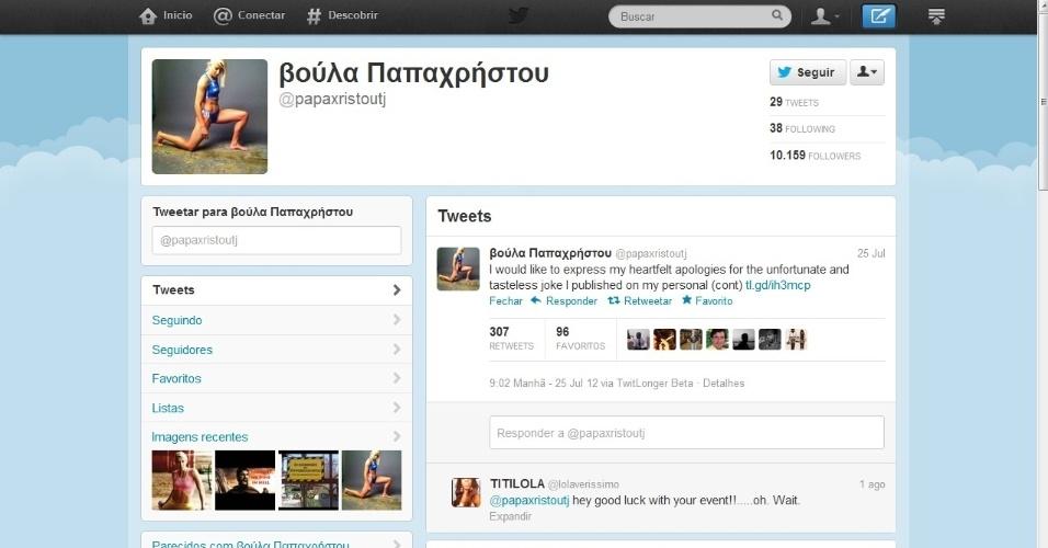 Twitter Olimpíadas