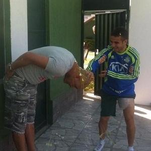 Maikon Leite dá ovada em ex-goleiro Marcos no Palmeiras