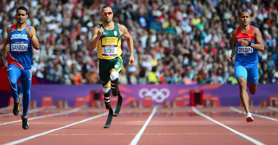 Oscar Pistorius estreia em Londres