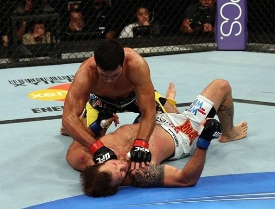 Após apagar Ryan Bader e vencer a luta, Lyoto Machida se preocupa com o adversário