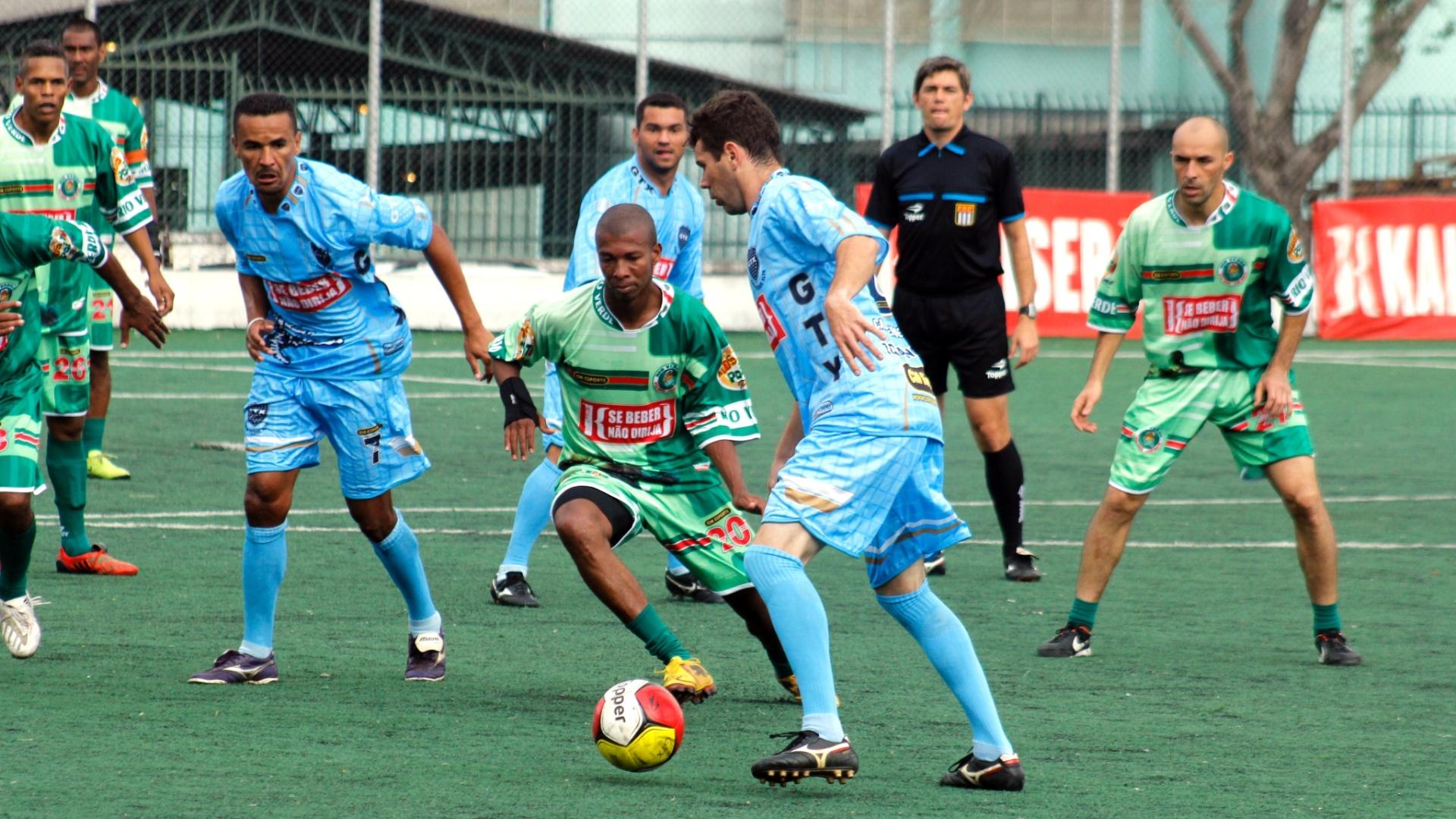 Lance de GTX (azul) 1 X 1 Rio Verde (Verde)