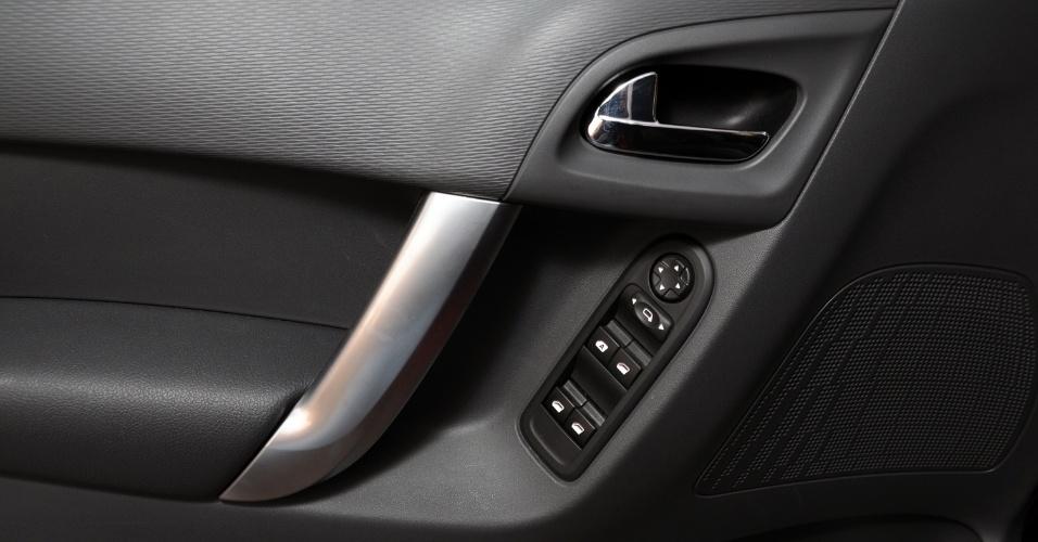 Citroën C3 2013 em sua configuração topo de linha Exclusive 1.6