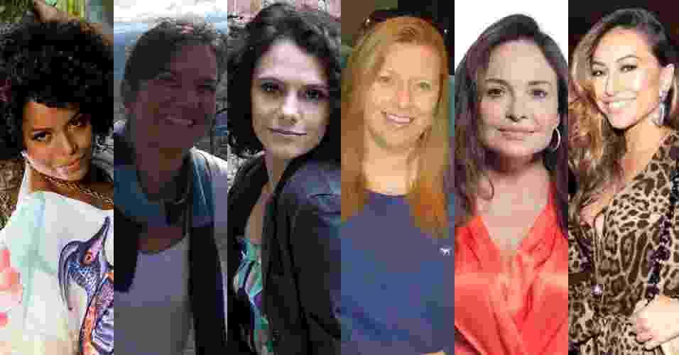 Patrícia Prado/Arquivo pessoal/Victor Hugo Cecatto/Arquivo Pessoal/Michel Angelo/Manuela Scarpa/Foto Rio News