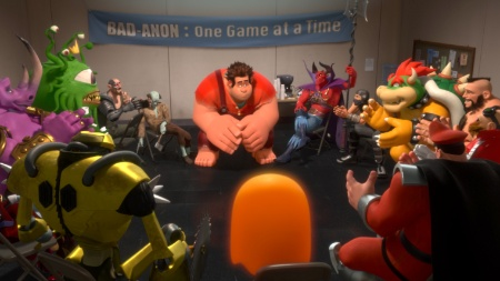"""Animação cheia de referências aos games, """"Detona Ralph"""" vai ganhar continuação"""