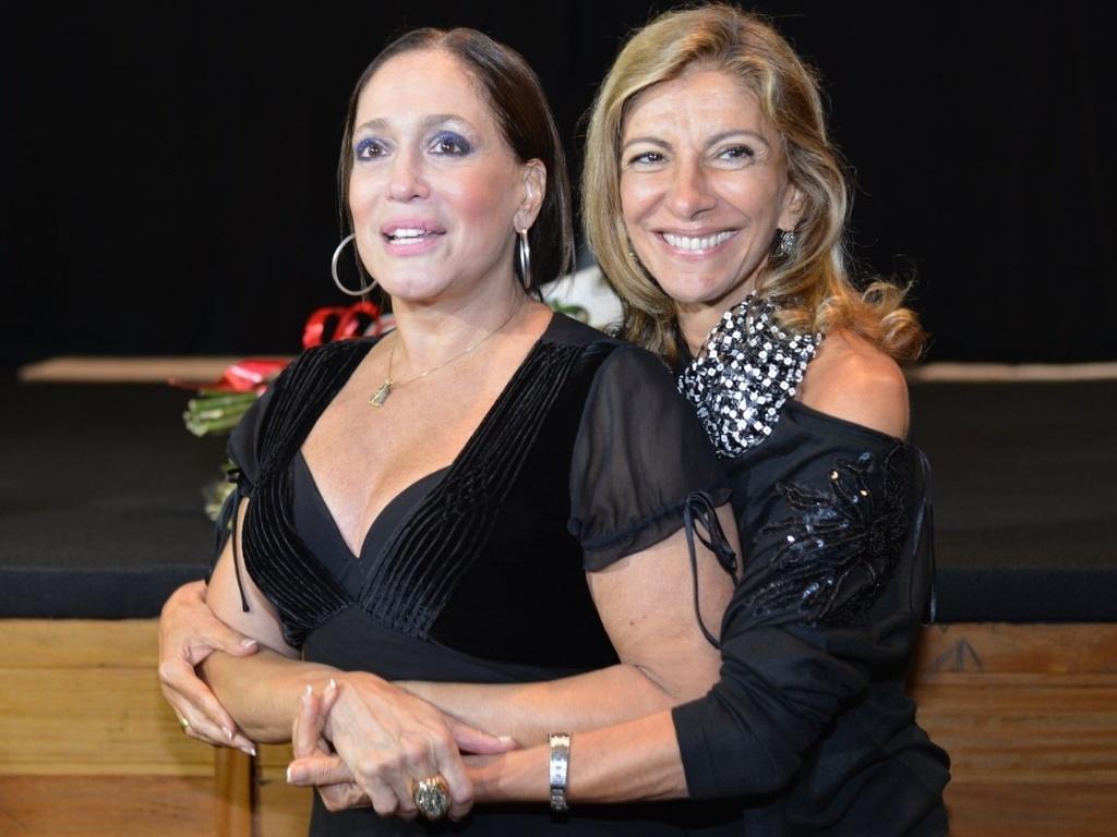Marília Pêra foi a sessão de convidados da peça