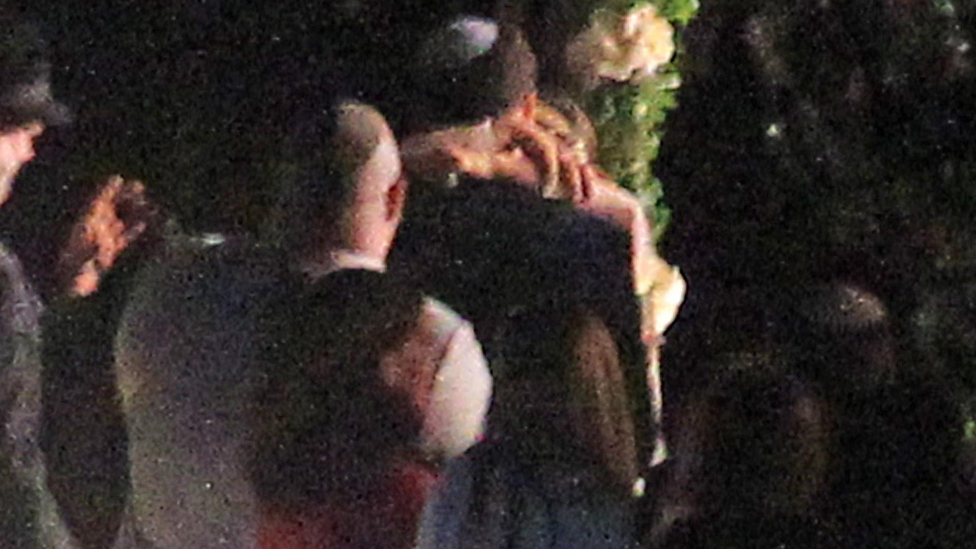 Natalie Portman e Benjamin Millepied se casam na Califórnia (4/8/12)