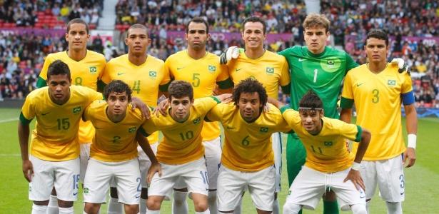 Equipe que provavelmente será a base para a Copa de 2014 passa pelo seu primeiro grande teste