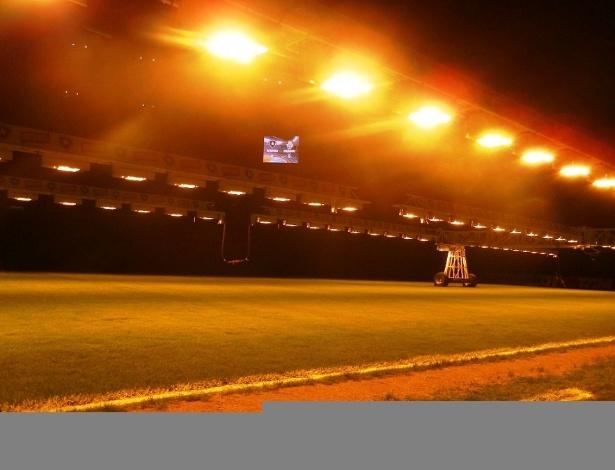 Botafogo terá máquinas que melhorarão a qualidade do gramado do Engenhão