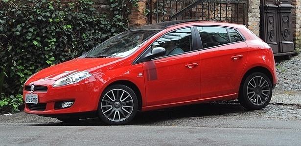 Fiat Bravo Sporting Dualogic: hatch é tão bonito que nem precisava de decoraçãozinha