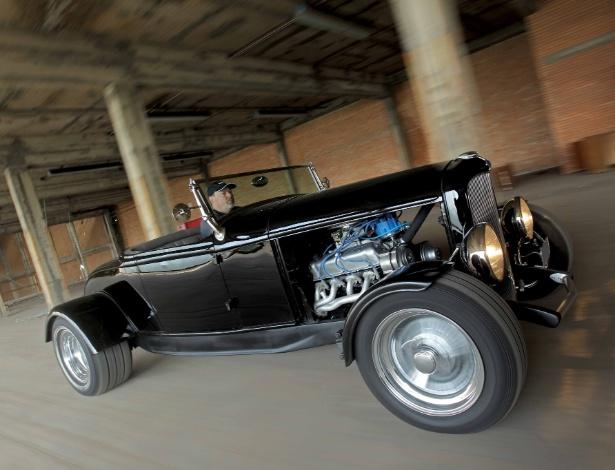 Recriado, Ford 32 é impulsionado por V8 5.0 de Mustang e ronca alto quando preciso