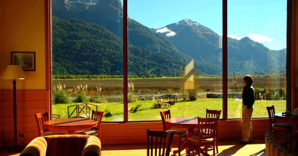 Hotel Natura &#40;www.hotelnatura.cl&#41; no Chile 