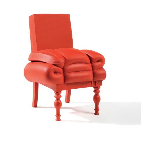 Poltrona Madam Rubens  - Design: Frank Willems