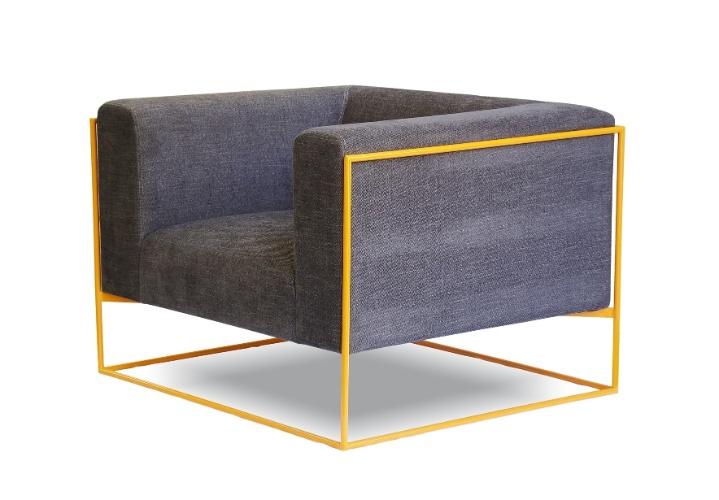 Poltrona Núcleo - Design: André Bastos e Guilherme Leite Ribeiro