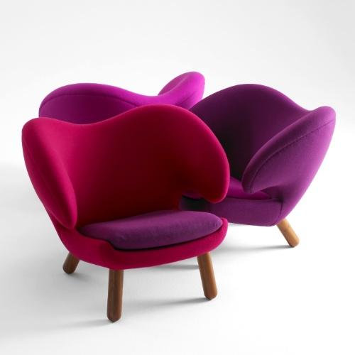 Poltrona Pelikan - Design: Finn Juhl