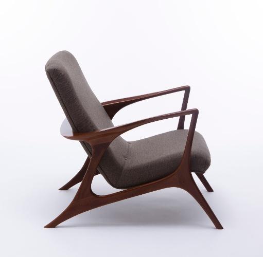 Poltrona VK - Design: Vladimir Kagan