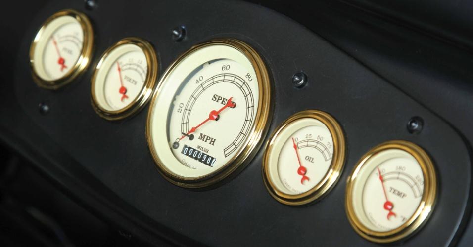 Reconstruído, Ford 32 marca apenas 98 milhas (cerca de 156 quilômetros) no hodômetro