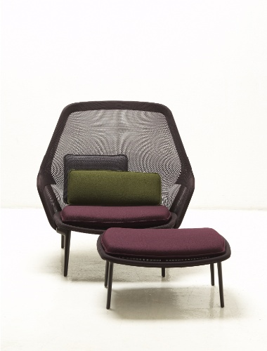 Slow Chair - Design: Ronan & Erwan Bouroullec