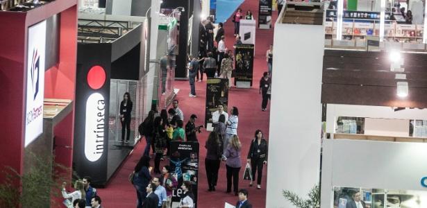 A 22ª Bienal do Livro começou às 10h desta quinta-feira (9/8/2012), no Pavilhão de Exposições do Anhembi