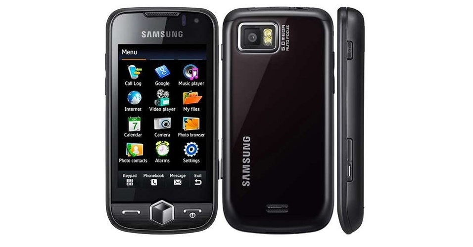 Smartphone Samsung Jet S8000 foi lançado em 2009 nos EUA