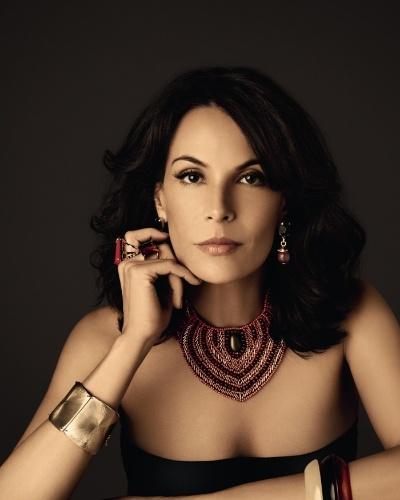 Carolina Ferraz para a campanha Verão 2013 da Morana