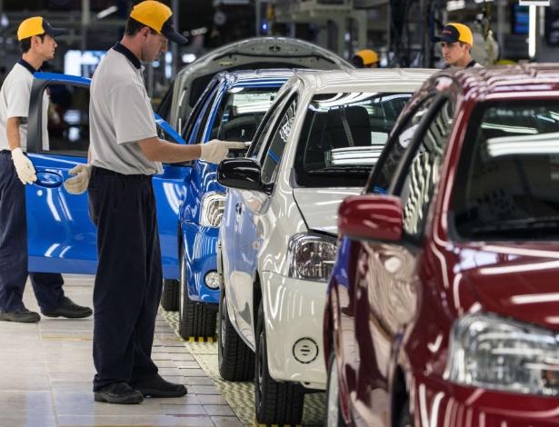 Fábrica da Toyota em Sorocaba (SP): regime apoia empresas que priorizam produção nacional