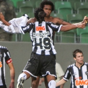 Ronaldinhos brilliant performance for Atletico Mineiro v Vasco da Gama