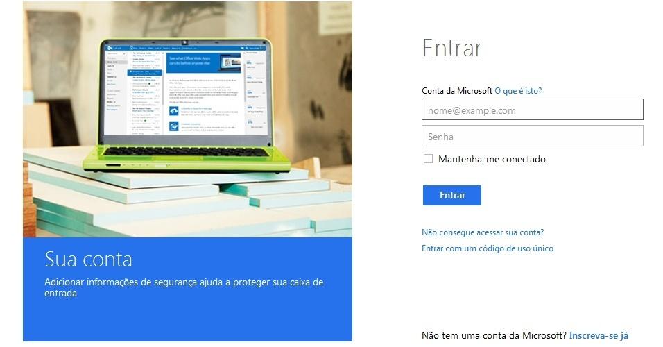 7º Windows Live: Agora ''live.com'', o endereço para login em contas da Microsoft subiu uma posição em relação ao raking dos sites mais populares do ano passado. O endereço é visitado por 9,83% dos internautas no mundo