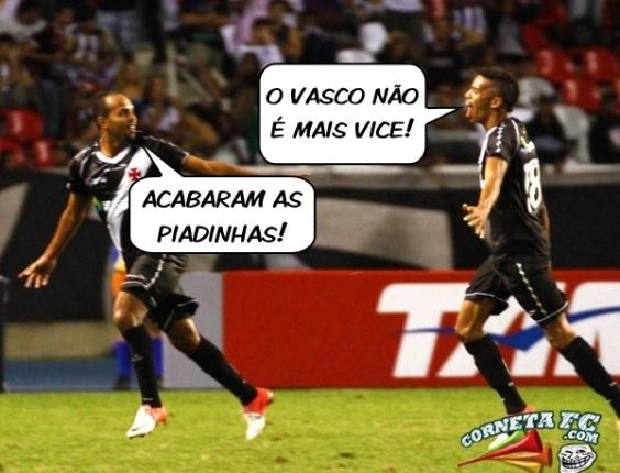 Corneta FC: Vasco