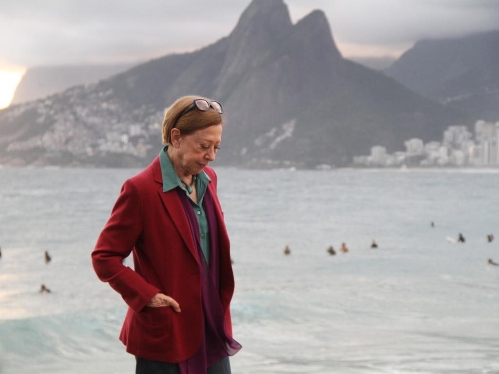 Fernanda Montenegro gravou participação no clipe