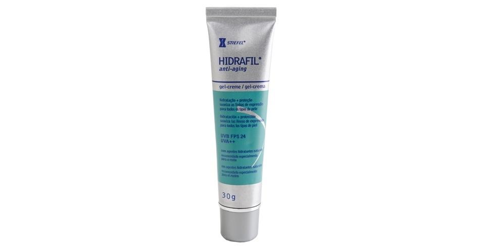 Hidrafil Anti-Aging Facial, Stiefel