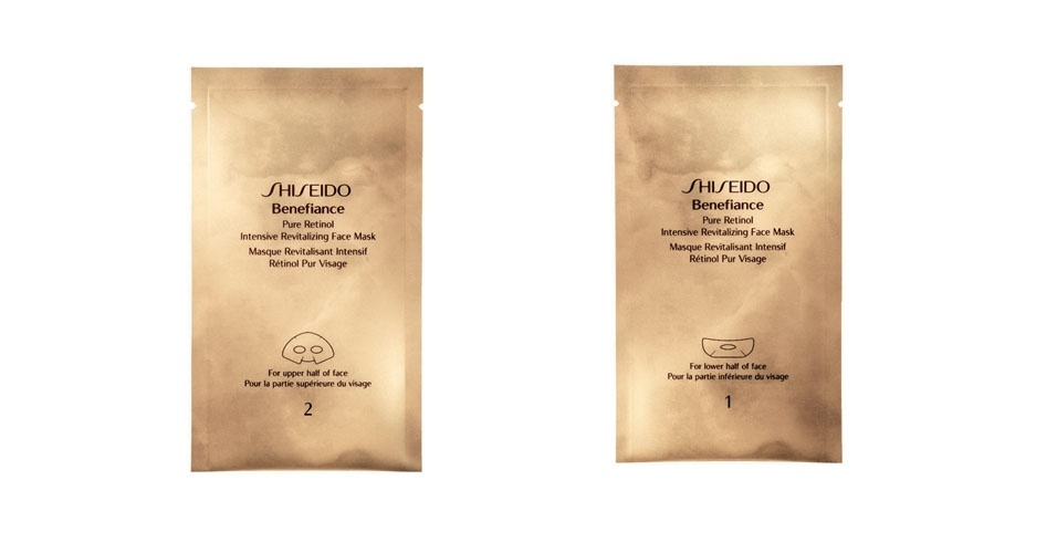 Pure Retinol Intensive Revitalizing Face Mask, Shiseido