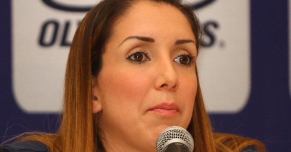 Thaisa afirmou que as brasileiras não pensaram nas norte-americanas no momento da comemoração