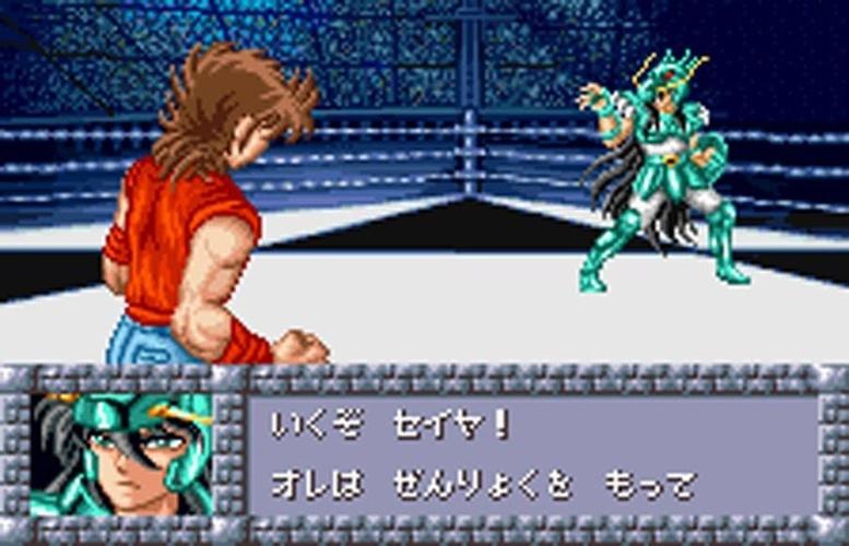 """A união dos dois primeiros jogos para NES resultou em """"Saint Seiya: Ougon Densetsuhen Perfect Edition"""", remake para o pouco conhecido Wonderswan Color"""