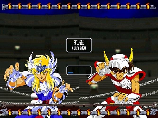 """E não podia faltar um jogo bizarro: """"Saint Seiya Typing Ryu Sei Ken"""" ensinou os japoneses a digitar mais rápido"""