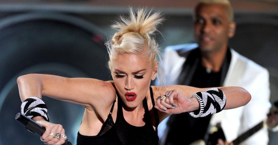 Looks inspiradores - loiras - Gwen Stefani