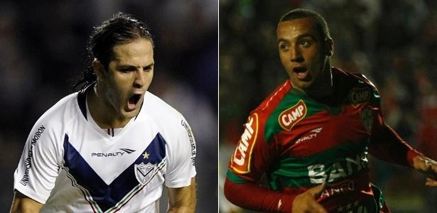 Corinthians ganhou a disputa por Martínez, com o Santos, e Guilherme, com o Palmeiras