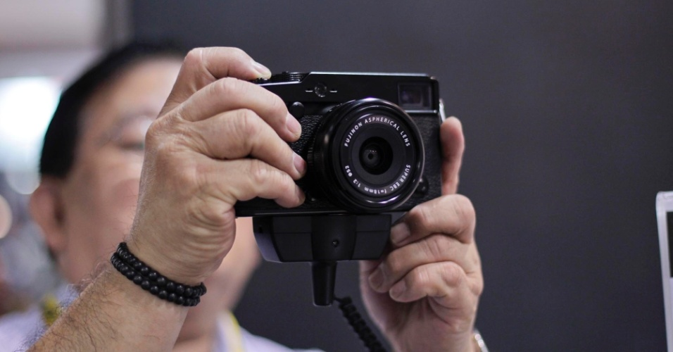 Câmera digital Fujifilm X-Pro 1