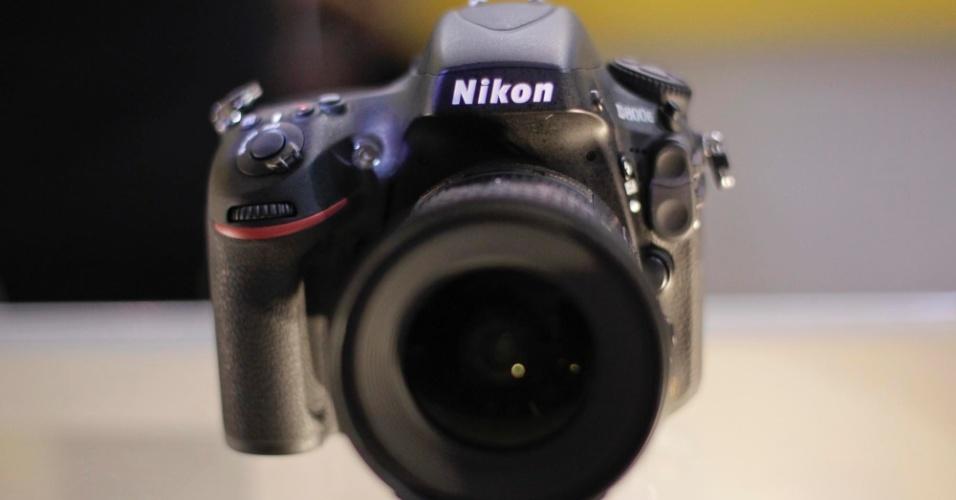 Câmera digital Nikon D800E