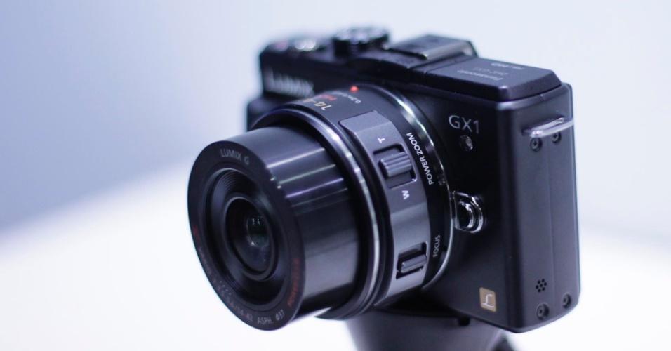Câmera digital Panasonic Lumix GX1