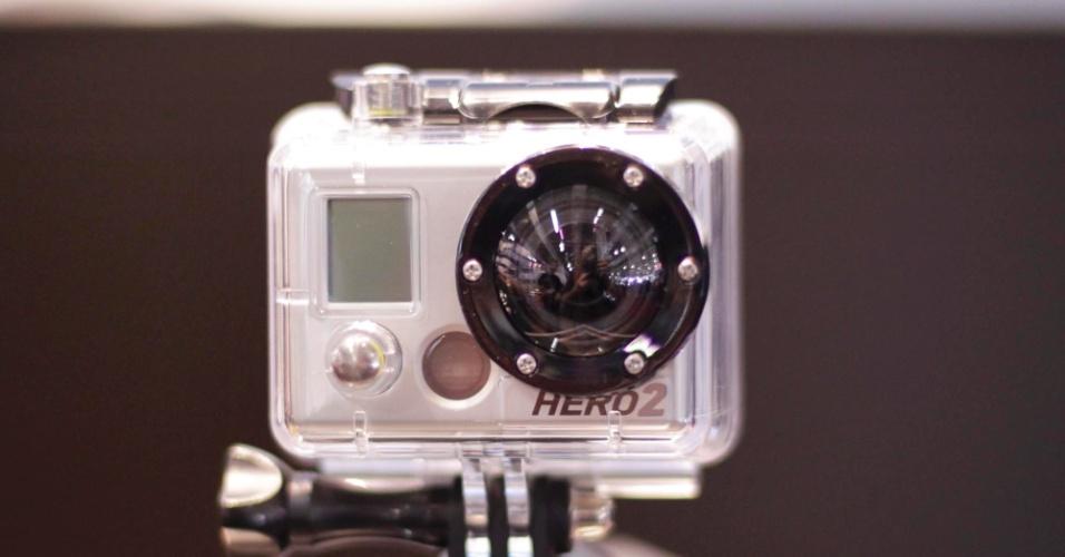 Câmera GoPro HD Hero2