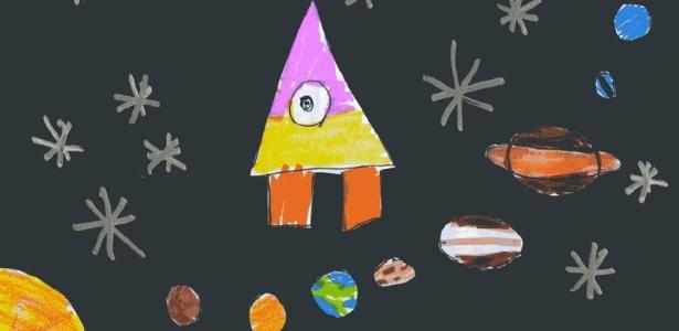 Ilustra��o do garoto Jack Henderson