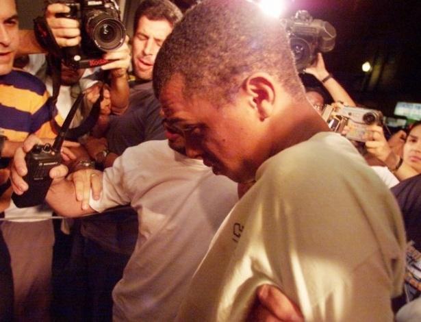 16.ago.2012 - Ato em memória do prefeito assassinado Celso Daniel, que seguiu até a catedral Nossa Senhora do Carmo, no centro de Santo André (SP)