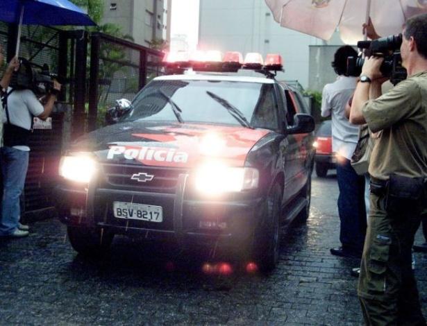 16.ago.2012 - O legista Carlos Delmonte Printes, que foi o médico legista do prefeito assassinado, foi encontrado morto no dia 12 de outubro de 2005; ele foi a sétima pessoa morta ligada ao crime, mas a polícia concluiu que se tratava de suicídio