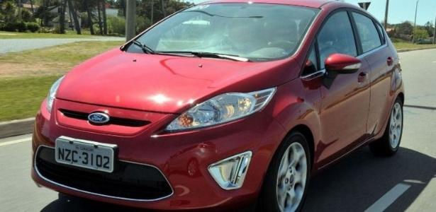 3 - Ford Fiesta