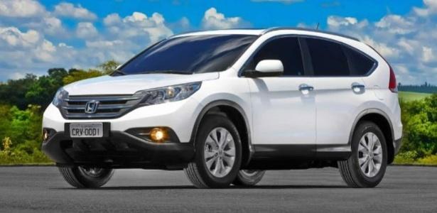 9 - Honda CR-V